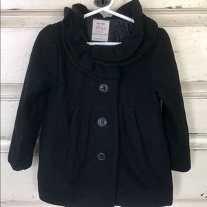 Old navy wool blend pea coat.